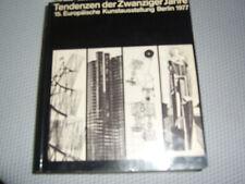 Tendenzen der Zwanziger Jahre Berlin Ausstellung Kunst 20er Buch Bauhaus 1920