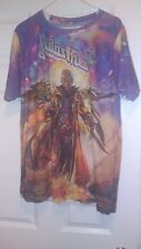 Judas Priest Redeemer of Souls Graphic Design Shirt Size Xl New- Mint Condition