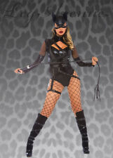 Ladies Leg Avenue Villainess Vixen Catwoman Costume