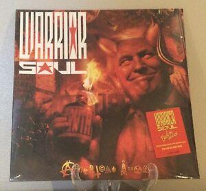 Warrior Soul - American Idol LP Hard Rock Vinyl Ltd Edt