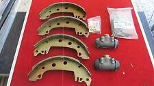 Renault 12 15 17 Brake Shoe Set Rear - Kit De Freinage - 282012