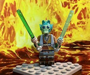 Star Wars Minifig Alien Jedi Sith Greedo Minifigure Lot For Lego Figure Sets !!!