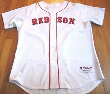 VINTAGE MAJESTIC AUTHENTIC MLB BOSTON RED SOX MANNY RAMIREZ JERSEY SIZE 52
