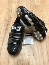 SIDI Womens Size 37 Road Bike Cycling Shoes Black US Size 7