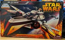 Arc-170 Fighter 2005 Star Wars Revenge of the Sith Rots Mib