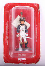 del Prado Officer Difficer Fusiliers, Young Gurad, 1810 - Collection 2002
