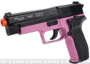 P226 sig sauer pink airsoft