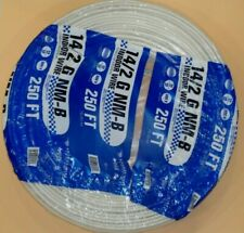 """14/2 Romex Indoor Electrical Copper Wire Cable w Ground 14-2 AWG Guage NM-B 250"""""""