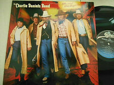 CHARLIE DANIELS BAND ME & THE BOYS Country 1985