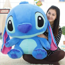 Hot!NEW Giant Size Disney Blue Lilo stitch stuffed animal Toy doll 50CM
