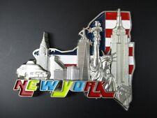 New York Metall Magnet,World Trade,Freiheitsstatue,Empire,Chrysler,Taxi