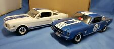 2 Ford mustang shelby gt350 models 1/24 1985 revell