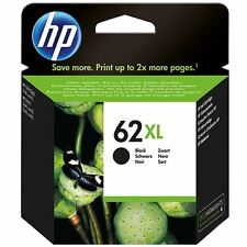 Original HP 62XL Black High Capacity Ink Cartridge For HP Printers