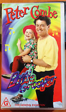 PETER COMBE - LITTLE GROOVER - VHS