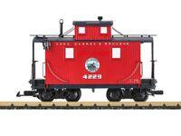 LGB 45651 Caboose LGB RR Begleitwagen Spur G
