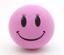 Antenna Topper Ball Car Pen Topper Decorations Smiley Face Girl Pink