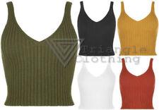 Camisas y tops de mujer de color principal multicolor 100% algodón