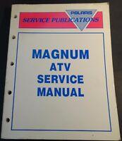 1995 POLARIS ATV MAGNUM SERVICE MANUAL P/N 9912961  (493)