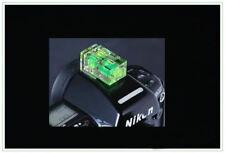 Camera Hot Shoe Double Axis Bubble Spirit Level fr  Nikon Canon Pentax Olympus