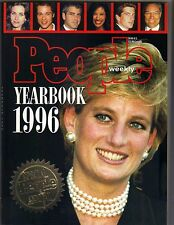 PRINCESS DIANA People Magazine Yearbook 1996 GEORGE CLOONEY SELENA BRAD PITT