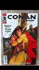CONAN THE BARBARIAN - QUEEN OF THE BLACK COAST PART 1 - DARK HORSE COMICS