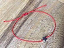 Bracelet  ⭐️ Star Hematite Magnetic Gemstone  Red Thread Protection Evil Eye