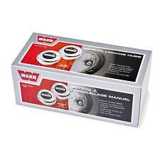Locking Hub Kit-Standard Manual Hub Kit Warn 11690