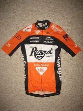 Roompot Oranje peloton 6 days of Rotterdam Holland jersey shirt cycling size S