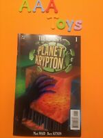 Comic The Kingdom Planet Krypton #1 DC Comics NM Waid Kitson