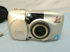 OLYMPUS CAMERA FILM STYLUS ZOOM 170 DELUXE POINT AND SHOOT