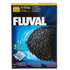 LM Fluval Carbon Bags 3 x 100 Gram Bags (3 Pack)