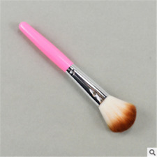 Fashion Makeup Kabuki Brush Face Powder Foundation Blush Contour Cosmetic Tool Pink2