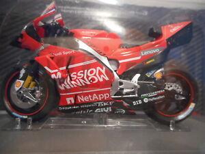 Ducati Desmosedici MotoGP 2019  Andrea Dovizioso Altaya 1/18