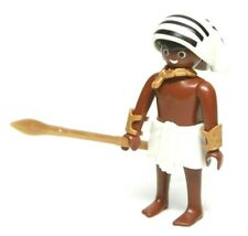 Playmobil Figure Mystery Series 10 Egyptian African Warrior w/ Spear NEW 6840