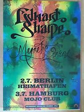 Edward Sharpe 2013 Tour-ORIG. CONCERT POSTER -- manifesto concerto a1 NUOVO