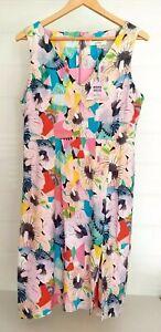 """Gorman Dress Size 12 """"Garden Of Eden"""" Dress As New with Tags"""