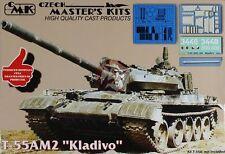 "CMK 1/35 T-55AM2 / T-55AM2B ""Kladivo"" Tank Conversion Set (for Tamiya kit) 3045"