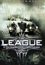 The League of Extraordinary Gentlemen (Dvd, 2003, Full Screen)