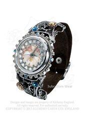 Alchemy Telford Chronocogulator Timepiece/Wrist Watch AW23, steampunk/Victorian