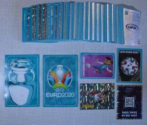 Panini EM 2020 Preview 50 sticker aussuchen