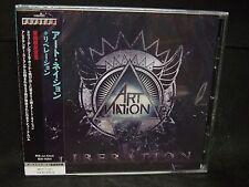 ART NATION Liberation + 1 JAPAN CD Sweden Melodious Hard Rock !