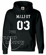 MALFOY 03 || SLYTHERIN MAGICFashion|| Unisex Hooded Pullover Adult & Kids Sizes