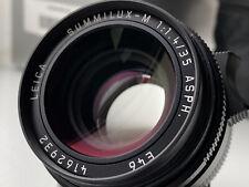 Leica Summilux-M 35mm F/1.4 ASPH FLE 6bit 11663 Mint Box