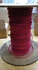General Cable Wire 12 Gauge Covered Copper 7 Stranded Red  600V  Apx 500'