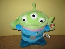 Disney World Theme Park Toy Story Green Alien Plush Talking Vibrating Shaking