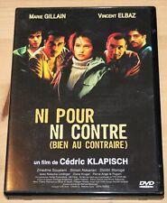 Ni pour ni contre - DVD - Marie Gillain