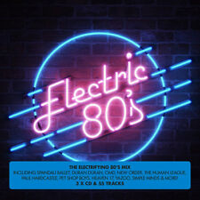 Various Artists : Electric 80's CD (2014) ***NEW***