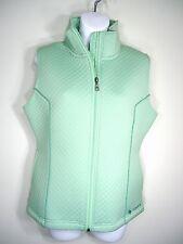 Golf Vest by SUNICE Beautiful Pastel Green Vest Golf Vest Size M