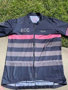 Brand New 2021 Rapha RCC Men's Pro Team Jersey - Size XXL/2XL