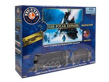 Lionel Ready to Play The Polar Express with Santa's Bell, 7-11803 -Brand New